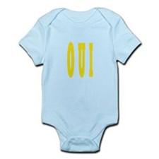 OUI Infant Bodysuit