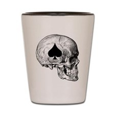 Ace of Spades VN-1 Shot Glass