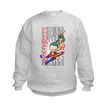 Piledriver! Sweatshirt
