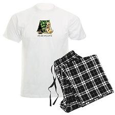 Golden Retriever Eat Dog Pajamas