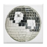 DISCO BALL Tile Coaster