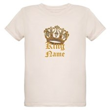 Custom King Shirt T-Shirt