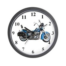 1967 Shovelhead Wall Clock