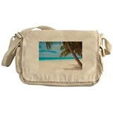 Paradise Found Messenger Bag