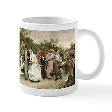 The Village Wedding by Luke Fildes Mug