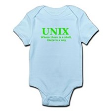 Unix - Where there is a Shell, there is a Way Infa