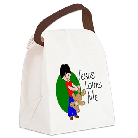 jlmab.png Canvas Lunch Bag
