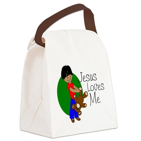 jlmabc.png Canvas Lunch Bag