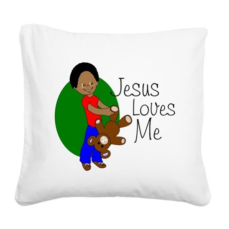jlm1abcd.png Square Canvas Pillow