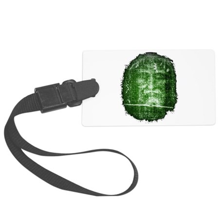 Shroud of Turin Large Luggage Tag