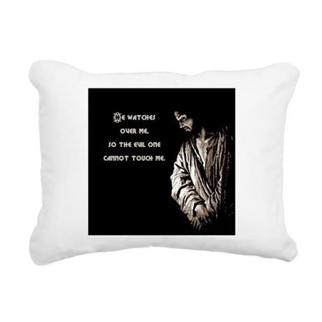 watches1.png Rectangular Canvas Pillow