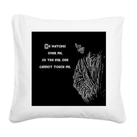 watches1b.png Square Canvas Pillow