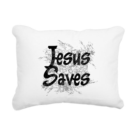 grunge2.png Rectangular Canvas Pillow