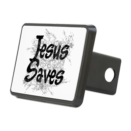 grunge2.png Rectangular Hitch Cover