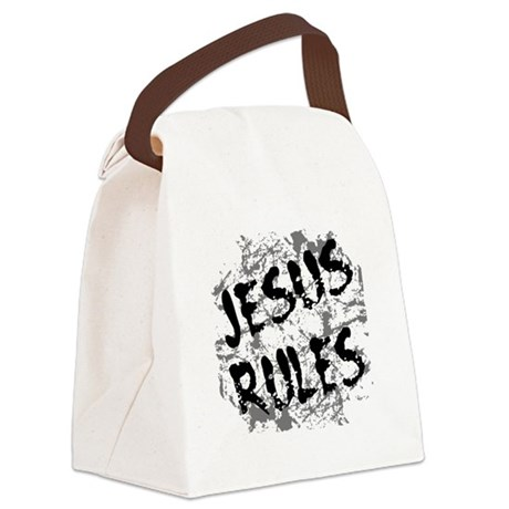grunge3.png Canvas Lunch Bag
