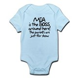 boss_mia.png Infant Bodysuit