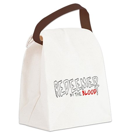 reedeemed2c2.png Canvas Lunch Bag