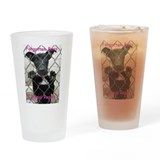 Forgotten Paws Drinking Glass