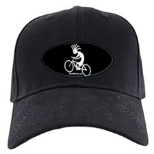 Kokopelli Mountain Biker Baseball Hat