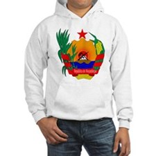 mozambique coat of arms Hoodie