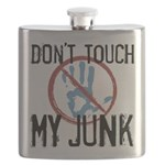 Don't Touch My Junk Flask