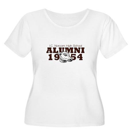 Tradition Women's Plus Size Scoop Neck T-Shirt
