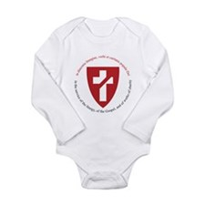 Deacons Infant Creeper Body Suit