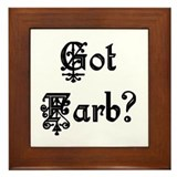Got Farb? Framed Tile