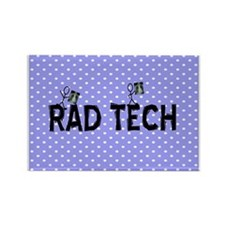 Rad Tech Necklace.PNG Rectangle Magnet