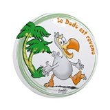 Dodo comes back Ornament (Round)