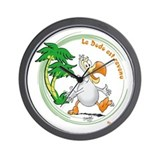 Dodo comes back Wall Clock