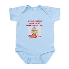 GREEK.png Infant Bodysuit