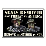 Seals Removed One Threat Banner