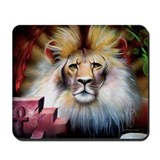 """KING!"" Digital Acrylic Mousepad"
