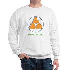 Triangle of Hearts Sweatshirt