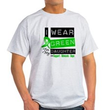 Green Ribbon Daughter T-Shirt