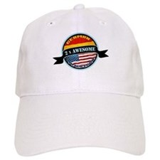 German American 2x Awesome Baseball Cap