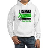 Green Ribbon Husband Hoodie