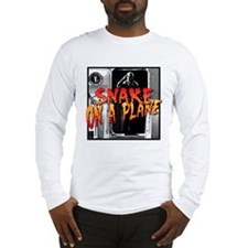 Bush on a Plane Long Sleeve T-Shirt
