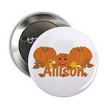 Halloween Pumpkin Allison 2.25