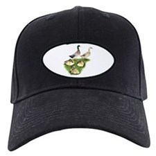 Welsh Harlequin Duck Family Baseball Hat