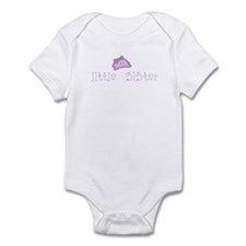 """Little Sister"" Onesie"