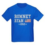 Romney Ryan Patriot [v]  T