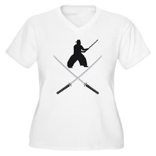 samurai sword T-Shirt