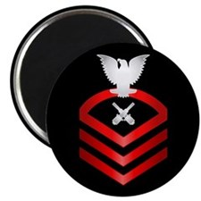 Navy Chief Gunner's Mate Magnet