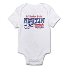 Austin Texas Infant Bodysuit