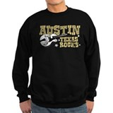 Austin Texas Rocks  Sweatshirt