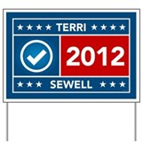 Terri Sewell Yard Sign