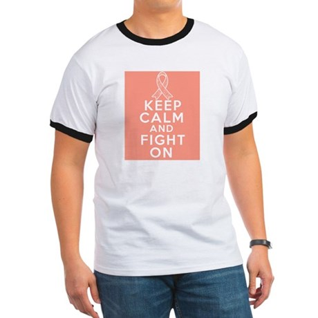 Endometrial Cancer Keep Calm Fight On Ringer T