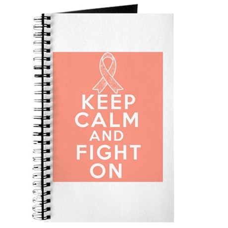 Endometrial Cancer Keep Calm Fight On Journal